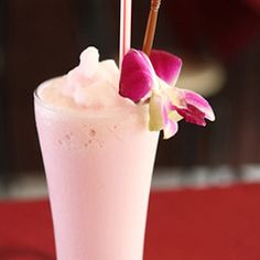 Hawaiian Hibiscus Shake recipe