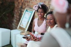 The joy of honoring a friend. Momos Baby Shower #celebratingmotherhood #eventsbythechicconnective #bestmoments  : @nkosi.t