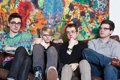 Music Monday featuring one of my favorite bands, ALT-J! Click in for the tunes.
