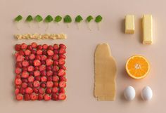 Recipe for Homemade Strawberry Tarts