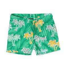 5b59dfcaa5 Parakeet Swim Shorts Palm Tree from Sweden's Villervalla. Available in  Canada at Modern Rascals.