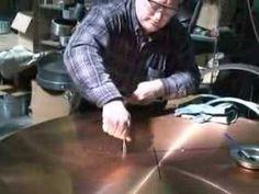 Hydraulic Metal Spinning