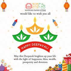 May this Diwali bring universal compassion, the Inner joy of peace and love and the awareness of oneness to all. Kids Hair Salon, Diwali, Compassion, Scissors, Peace And Love, Wish, Stone, Paper, Rock