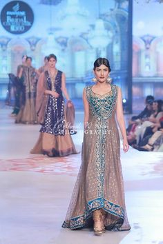 Zaheer Abbas Collection At Pantene Bridal Couture Week 2014 0013