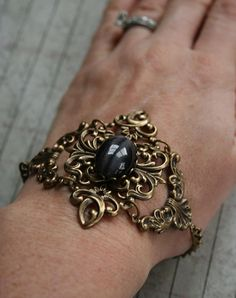 BEAUTY romantic vintage gothic Victorian by TheVictorianGarden, $28.00