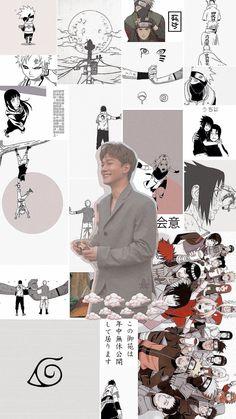 chen and naruto. Chanyeol, Exo Chen, Kyungsoo, Korean Aesthetic, Beige Aesthetic, Aesthetic Photo, Bts Aesthetic Wallpaper For Phone, Aesthetic Backgrounds, Aesthetic Wallpapers