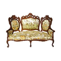 1- VICTORIAN COUCH.png ❤ liked on Polyvore featuring furniture, sofa, home and chair