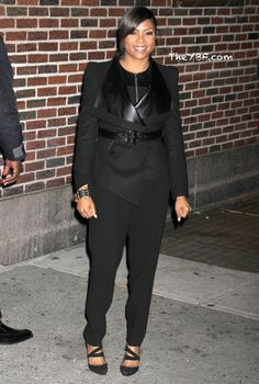 """INTERVIEWS:  Taraji P. Henson KNEW She'd Get  KILLED OFF """"Person Of Interest"""", """"I Felt Like I Was Keeping A Secret From My Lover""""- http://getmybuzzup.com/wp-content/uploads/2013/11/219033-thumb.jpg- http://getmybuzzup.com/interviews-taraji-p-henson-knew-shed-get-killed-off-person-of-interest-i-felt-like-i-was-keeping-a-secret-from-my-lover/- By _YBF  """"Person Of Interest"""" star Taraji P. Henson talked to David Letterman about the axing of her character, where she re"""