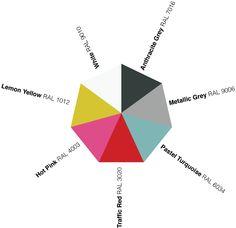 Jennifer Newman furniture colour range