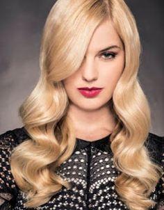 La moda en tu cabello: Sensuales Peinados para cabello con ondas 2016