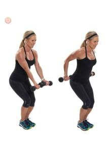 The Weight Training Workout For Seniors: Reverse Grip Double Arm Row Weight Training Workouts, Gym Workouts, At Home Workouts, Training Exercises, Workout Tips, Senior Fitness, Fitness Tips, Health Fitness, Senior Workout