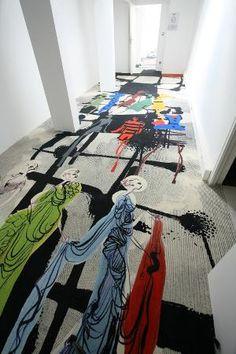 Mr. Christian Lacroix via https://www.egecarpets.com/designer-friends/mr--christian-lacroix