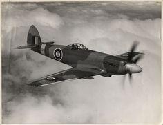 Supermarine Spiteful #flickr #plane #WW2