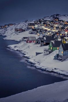 Awesome Myggedalen, Nuuk, Greenland