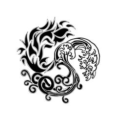 Tatuaggio di Elementi, Unità tattoo - custom tattoo designs on TattooTribes.com