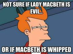 The Reversal of the roles in Macbeth