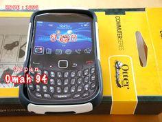 Otterbox Commuter Full Block Blackberry Curve Amstrong 9310 9320 Silicone Warna HITAM (BLACK) - Hard Case Warna PUTIH (WHITE) | HARGA : Rp 37.000,- | KODE BARANG : 1096 |  +62-896-1718-8610 | Toko Online Rame - @rameweb