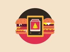 Food Tinder by Nico Encarnacion