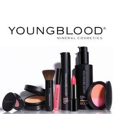 YoungBlood ürünlerine buradan ulaşabilirsiniz..