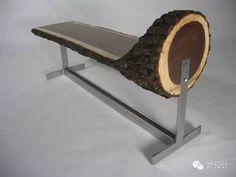 【烩设计】铁+木