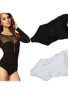 Kup mój przedmiot na #vintedpl http://www.vinted.pl/damska-odziez/body/14515672-czarne-seksowne-body-ze-siateczka-nowe