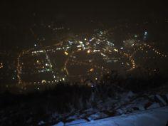 Fresh snow at 2000m last night (wednesday) - very nice :-) #winteriscoming #snow #mountains