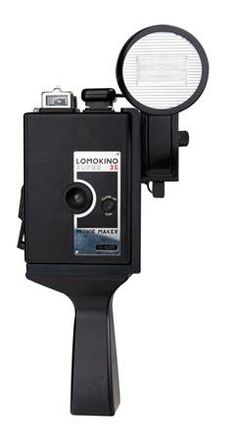 Lomography's New Lomokino Accessories Let You Flash People; Then Record Their Reactions