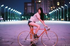 Taichung night ride