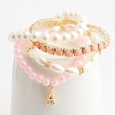 Multilayer Pink Bracelet (Set of 4) https://www.ibrightenshop.com/store/p53/Multilayer_pink_bracelets_%28Set_of_4%29.html