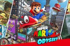VIDEO Super Mario Odyssey llega al Nintendo Switch - Hoy Estado