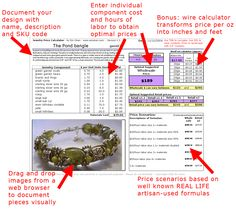 Jewelry Price Calculator - Eni Oken's Portfolio