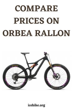 Orbea is a company that has a pretty great history with bikes, and the Rallon is one of their best sellers overall. The bike has been featured in races like the Enduro series and more, and is one of the most in-demand bikes in endurance racing right now. #bikes #roadbikes #mountainbikes #hybridbikes #electricbikes #comportbikes Off Road Cycling, Road Bikes, Mountain Biking, Best Sellers, Racing, History, Pretty, Running, Historia