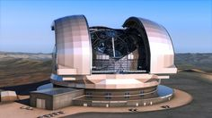 Extremely Large Telescope: The world's largest optical and infrared tele... Extremely Large Telescope: The world's largest optical and infrared telescope. Scientists are a step closer to understanding the inner-workings of the universe following the laying of the first stone, and construction starting on the world's largest optical and infrared telescope... #ExtremelyLargeTelescope #Abantech #TEFL #TESOL #grammar #sougofollow #yauc #CeaMaiMareOglindaConvexaDinLume #ExtremelyLargeTelescope…