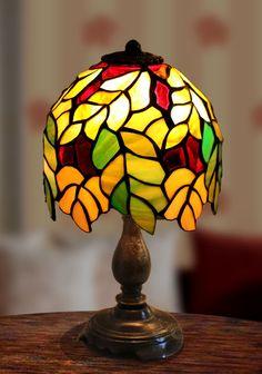 Lámpara de mesa Oak Ø18cm