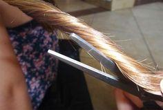 Hair Split Ends | #Beauty #Haircare