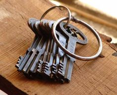 Looking for the key to...?