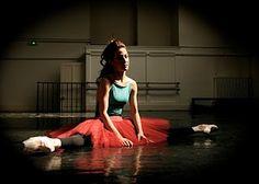 Ludmila Pagliero, ballet inspiration