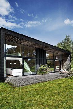 kim holst jensens arkitekt / sommerhus, rågeleje-nordsjælland