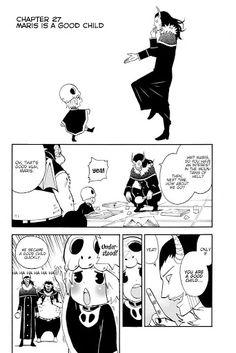 Sodatechi Maou! chapter 27