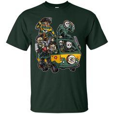 The Massacre Machine Green Bay Packers T Shirt – Best Funny Store
