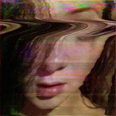 Experimental for 'Digital Identity' series - Lori Watton