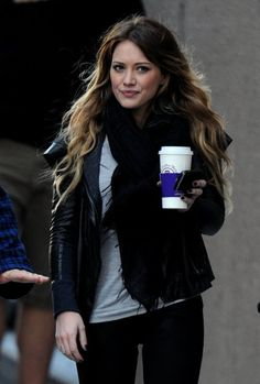 Love Hilary Duff's locks! Watch the new series YOUNGER coming to TV Land March 31 10/9C! From the creator of Sex and The City, 'Younger' stars Sutton Foster, Hilary Duff, Debi Mazar, Miriam Shor and Nico Tortorella. Catch a sneak peek at http://www.tvland.com/shows/younger.