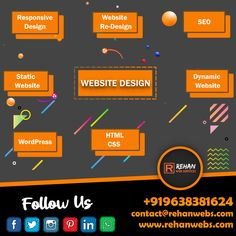A great way to put your business online is to have a business website. A website with quality content will always attract more users and give them all the information about your business.