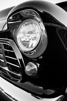 55 Chevy Pickup