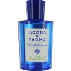 ACQUA DI PARMA BLUE MEDITERRANEO by Acqua Di Parma BERGAMOTTO DI CALABRIA EDT SPRAY 5 OZ (UNBOXED)