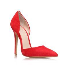 Red 'Albert' high heel