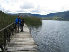 Laguna La Cocha en Pasto   www.fb.com/placeok www.placeok.com/colombia-es-realismo-magico