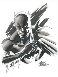 Batman by Steve Epting *