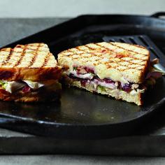 Turkey Cranberry Panini (And other Panera recipes)