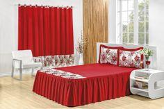 Dream Bedroom, Girls Bedroom, Bedroom Decor, Red Bedding, Bedroom Vintage, House Made, Doll Furniture, Bed Covers, Bed Spreads